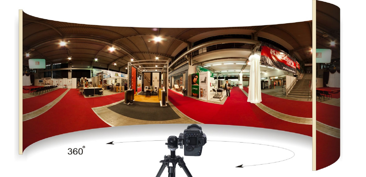 панорама виртуальный тур фото
